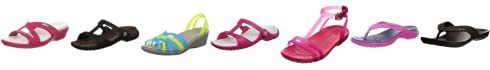 Crocs Women's Huarache Mini Wedges