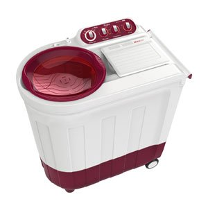 Whirlpool 7.2 kg Semi Automatic Washing Machine - Ace 7.2 Stainfree - Coral Red