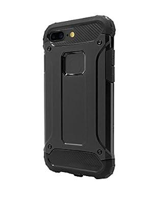 NUEBOO Hülle Armor iPhone 7 Plus schwarz