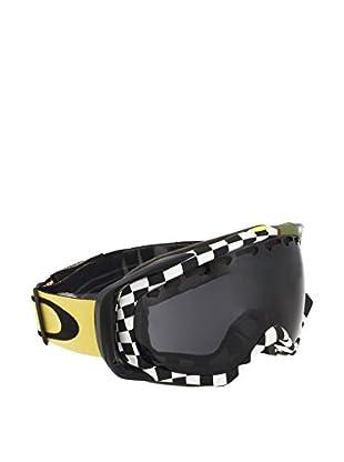 OAKLEY Skibrille OO7005N-16 schwarz/weiß