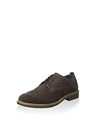 Hackett London Zapatos de cordones American Brogue Suede