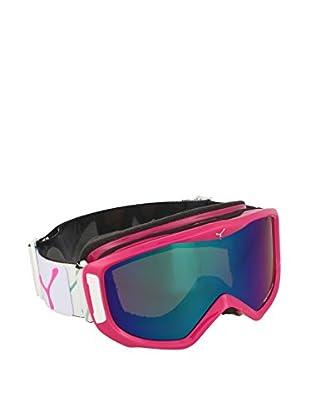 Cebe Skibrille 1320B003M rosa/weiß