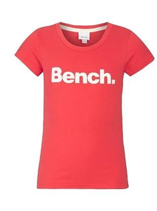 Bench Mädchen T-Shirt New Deckstar B (hibiscus)