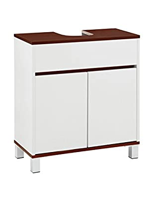 Premier Housewares Badschrank 2404046 weiß