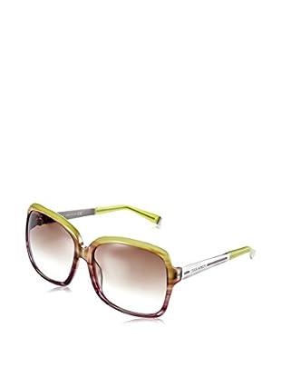 D Squared Sonnenbrille DQ006460 (60 mm) grün/braun