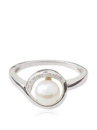 PARIS VENDÔME Ring Perle Eternelle Diamants