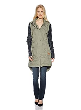 Cream Parka Kelly (Caqui)