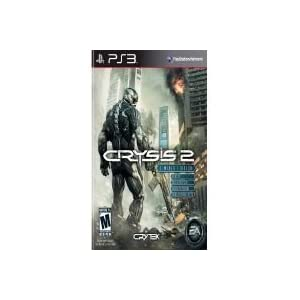 Crysis 2 - Limited Edition (PS3)