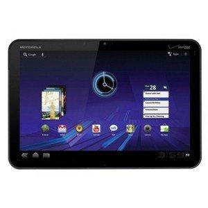Motorola XOOM MZ601 Wi-Fi Tablet-Black