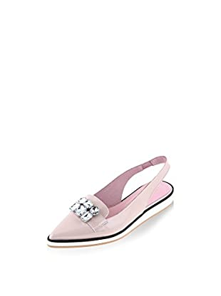 Las Lolas Zapatos de talón abierto Ls0533