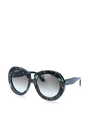 Valentino Sonnenbrille V707SB 54 (54 mm) schwarz/mehrfarbig