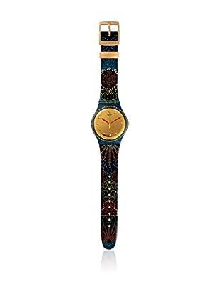 Swatch Reloj de cuarzo Unisex Lucinfesta  41 mm
