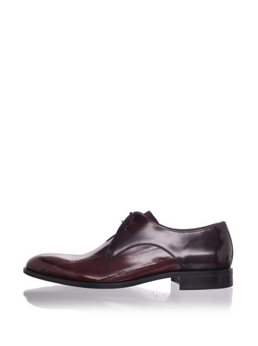 Mezlan Men's Leone Lace-Up (Burgundy)