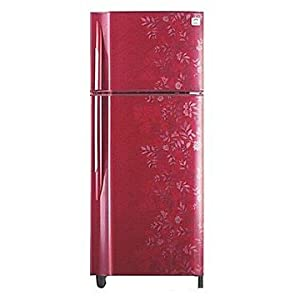 Godrej 260L 3 Star RT EON 260 PS 3.3 Double Door Refrigerator-Lush Wine