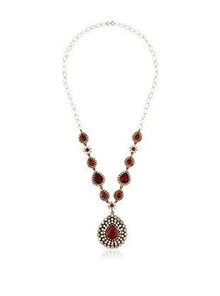 NALANDA JEWELS Collar Nalanda plata de ley 925 milésimas
