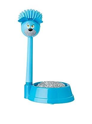VIGAR Kit de Limpieza 3 Piezas Vincent´S Pet Dog Azul