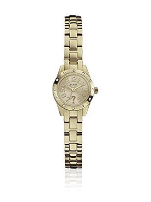 Guess Reloj de cuarzo Woman Oro 22 mm