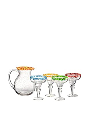 Artland Mingle 5-Piece Margarita Set