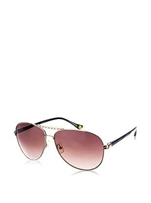 Zadig & Voltaire Gafas de Sol ZV5513 (55 mm) Dorado / Negro