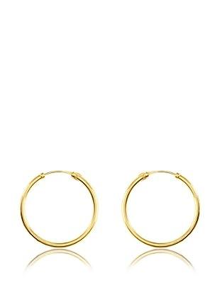 Gold & Diamonds Pendientes Glades Dorado