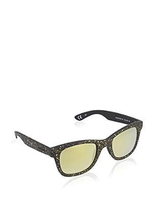 Italia Independent Sonnenbrille 0090DP009.120 schwarz/goldfarben