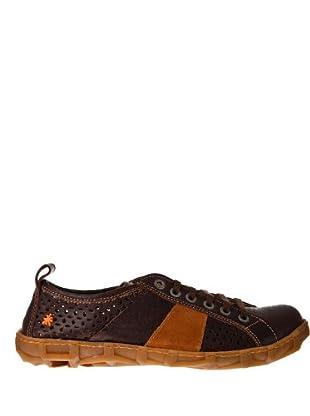 Art Neosens Zapatillas Melbourne (marrón)