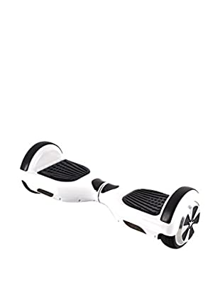 BALANCE RIDERS Skateboard Elettrico Hoverboard S6 Bianco