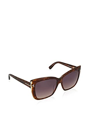 TOM FORD Sonnenbrille Mod.FT0390 PANT_53F (59 mm) havanna