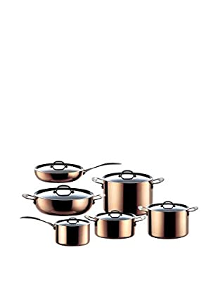 Mepra Toscana 12-Piece Cookware Set
