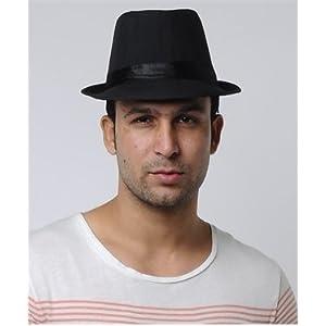 Tossido Hat-Black