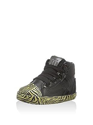 Geox Hightop Sneaker B Kiwi Girl D