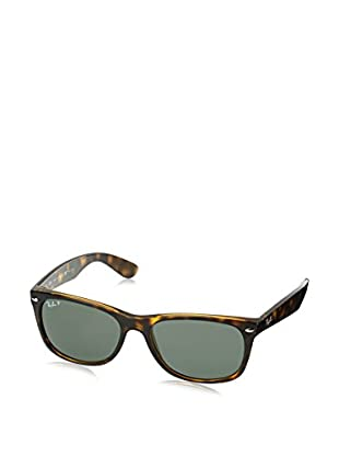 Ray-Ban Gafas de Sol Polarized 2132 _902/58 NEW WAYFARER (58 mm) Marrón Medio / Verde Oscuro