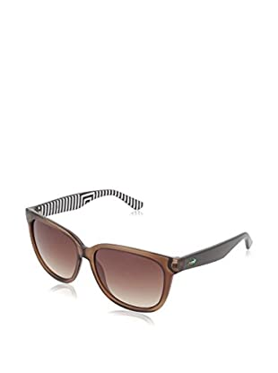 Lacoste Occhiali da sole L710S 210 (55 mm) Marrone