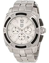 Andrew Marc Mens G-III Bomber Stainless Steel Chronograph Watch - A21602TP