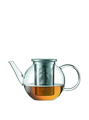 Jenaer Glas Concept Tea Collection Good Mood Teapot with Lid & Strainer, 13.5-Oz.