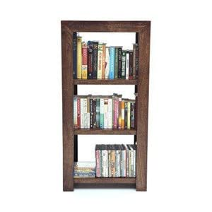 Beem 3 Shelf Book Case-Beige