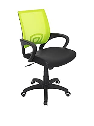 LumiSource Office Chair, Lime Green