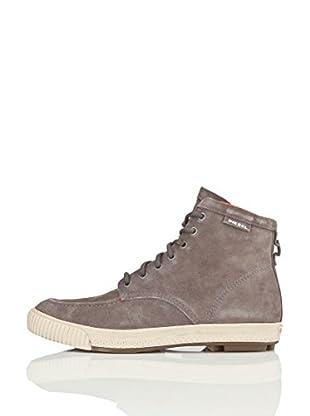 Diesel Zapatos Dack (Gris)