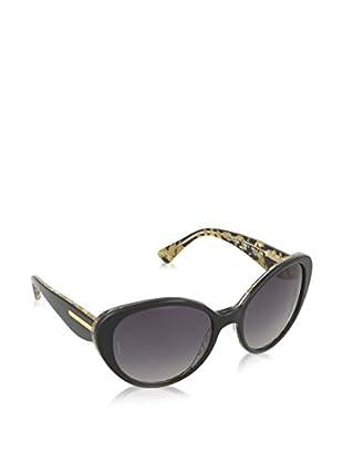 DOLCE & GABBANA Sonnenbrille Polarized 4198_2744T3 (54 mm) schwarz