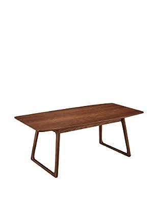 Ceets Tableau Coffee Table, Walnut