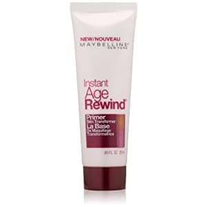 Maybelline Instant Age Rewind Primer Skin Transformer Clear, 25ml