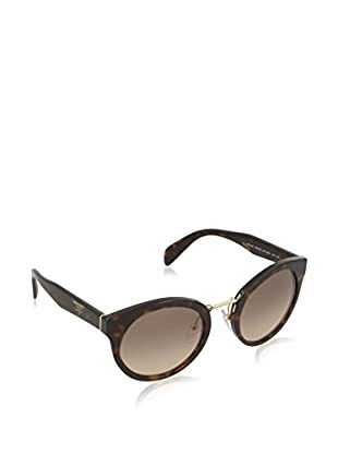 Prada Gafas de Sol 05TSSUN_2AU3D0 (53 mm) Marrón