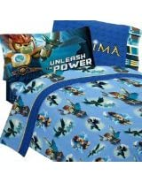 Lego Legends Chima Sheet Set Laval 3pc Twin Bedding