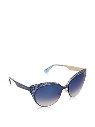 Jimmy Choo Gafas de Sol ESTELLE/S KM EOE 55 (55 mm) Azul