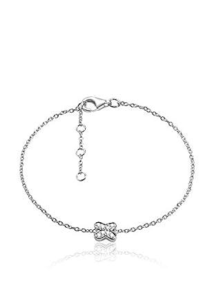 DI GIORGIO PARIS Halskette Mb2Dm rhodiniertes Silber 925