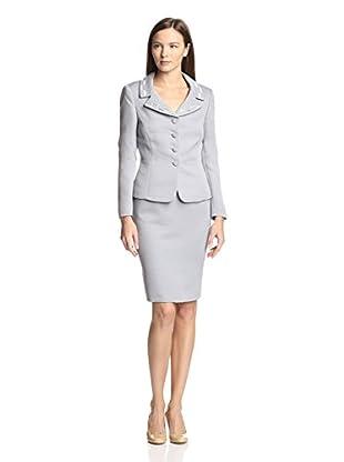 Tahari by ASL Women's Gregory Skirt Suit