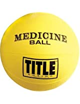 Medicine Ball Rubber Moulded 10 Lbs