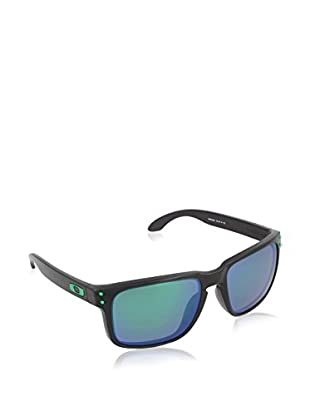 Oakley Occhiali da sole Polarized Mod. 9102 910269 (55 mm) Nero