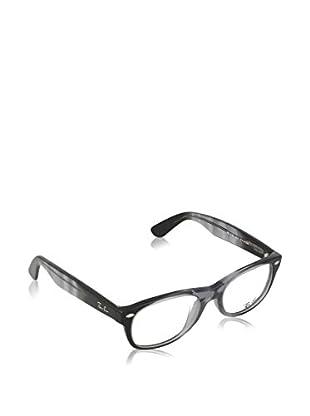 Ray-Ban Gestell NEW WAYFARER (50 mm) grau/schwarz