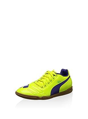 Puma Zapatillas de fútbol evoPOWER 4 IT Jr